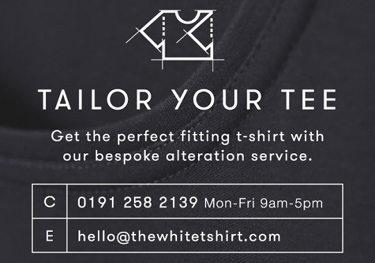 Tailor Your Tee