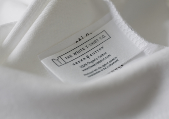 Welcome back to The White T-Shirt Co!