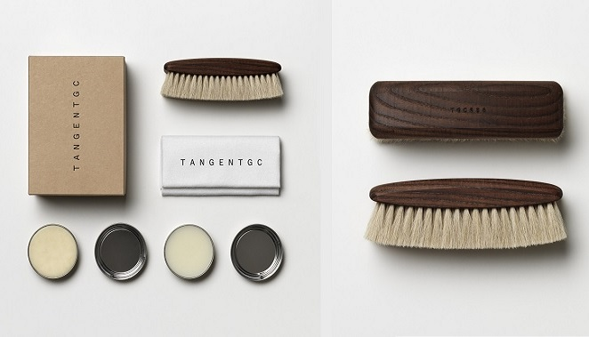 Tangent-shoe-care