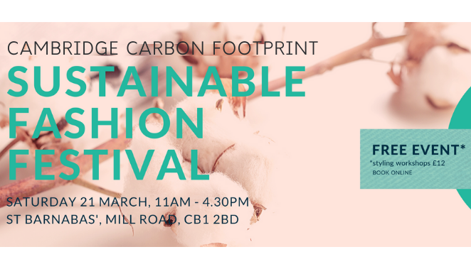 Cambridge Sustainable Fashion Fest