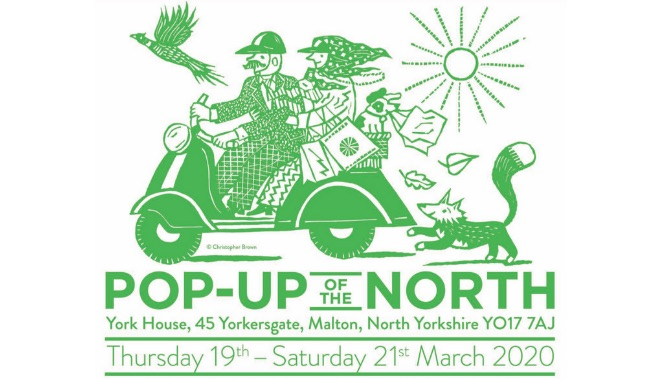 Pop-Up Of The North