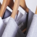 mens grey marl t-shirt hangers